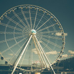 Premiär för Göteborgshjulet