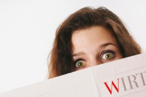 Årsredovisning kan vara spännande läsning!
