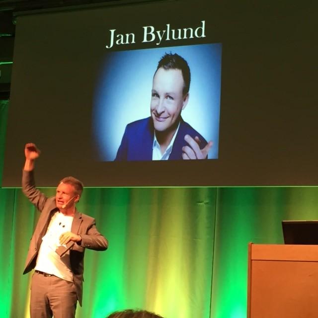 Jan Bylund, Den lycklige pessimisten