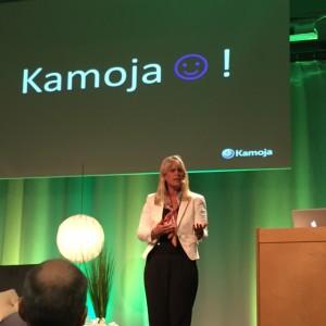 Lisa Ekström, Kamoja