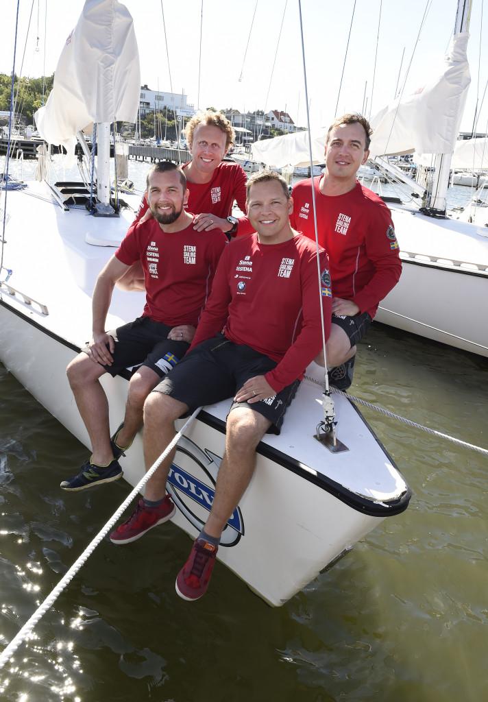 Stena Sailing Team, 12 juni 2014