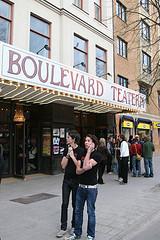 Boulevardteatern