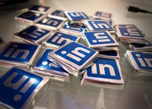 Linkedin chokolates