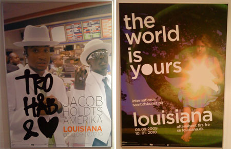 Besök Louisiana!