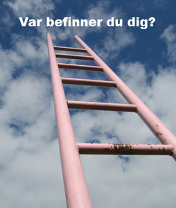 Stegen leder vart?